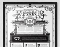 Ethics for the Starving Designer - The Manifesto