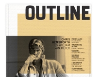 Outline Print and Digital Magazine