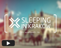 Sleeping in Krakow
