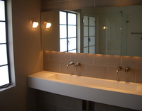 Lewis Residence Bathroom Remodels