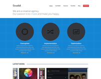 Duranbah Premium WordPress Theme