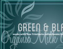 Label redesign Green&Blacks