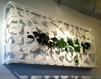 Living Corian ArtWork