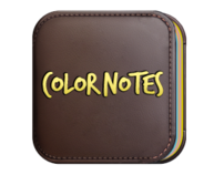Color Note App