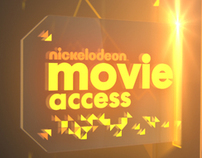 Nickelodeon Movie Access