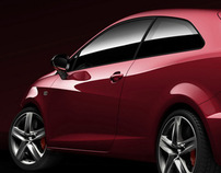 SEAT-  Ibiza Valentines Day action
