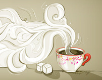 Creativitea: Illustration