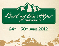 Best of the Alps Classic Rally