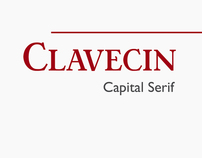 Clavecin Capital Type
