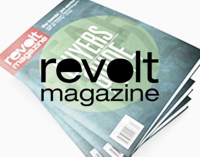 Revolt Magazine