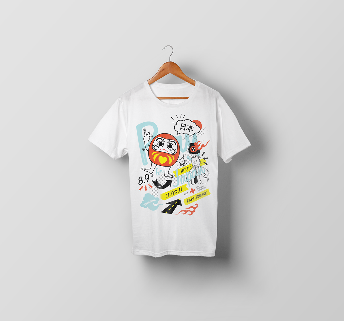 Printed Tee-shirts