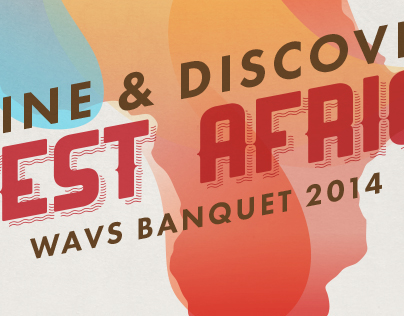 West Africa Vocational School 2014 Banquet logo