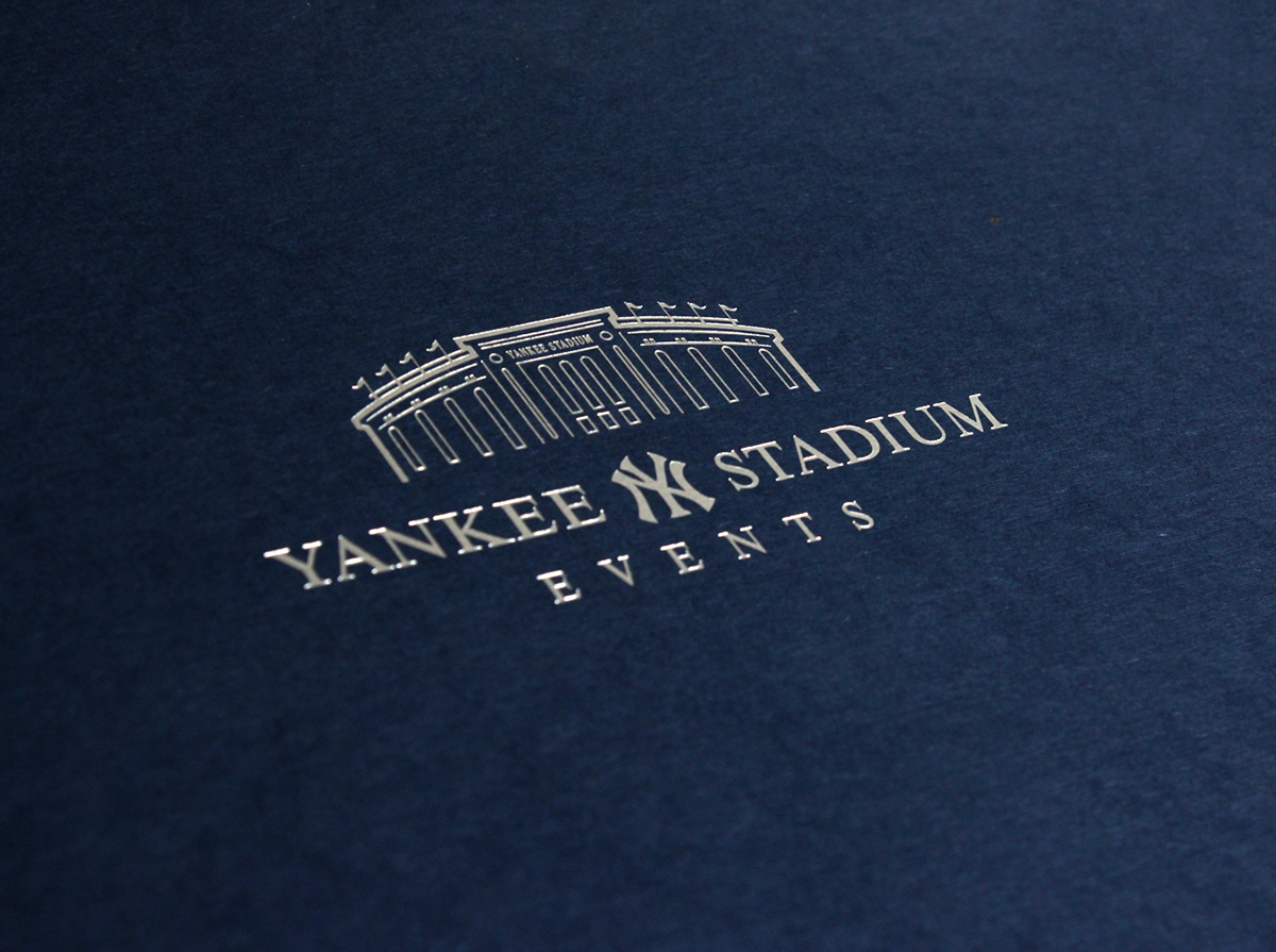 Yankee Stadium Events Branding