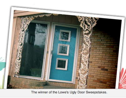 Social Media Case Study: Facebook for B2C Door Co.