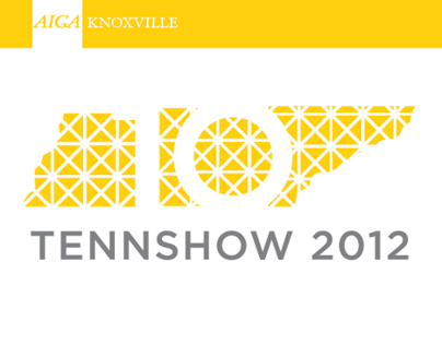 TennShow 2012 Event Collateral