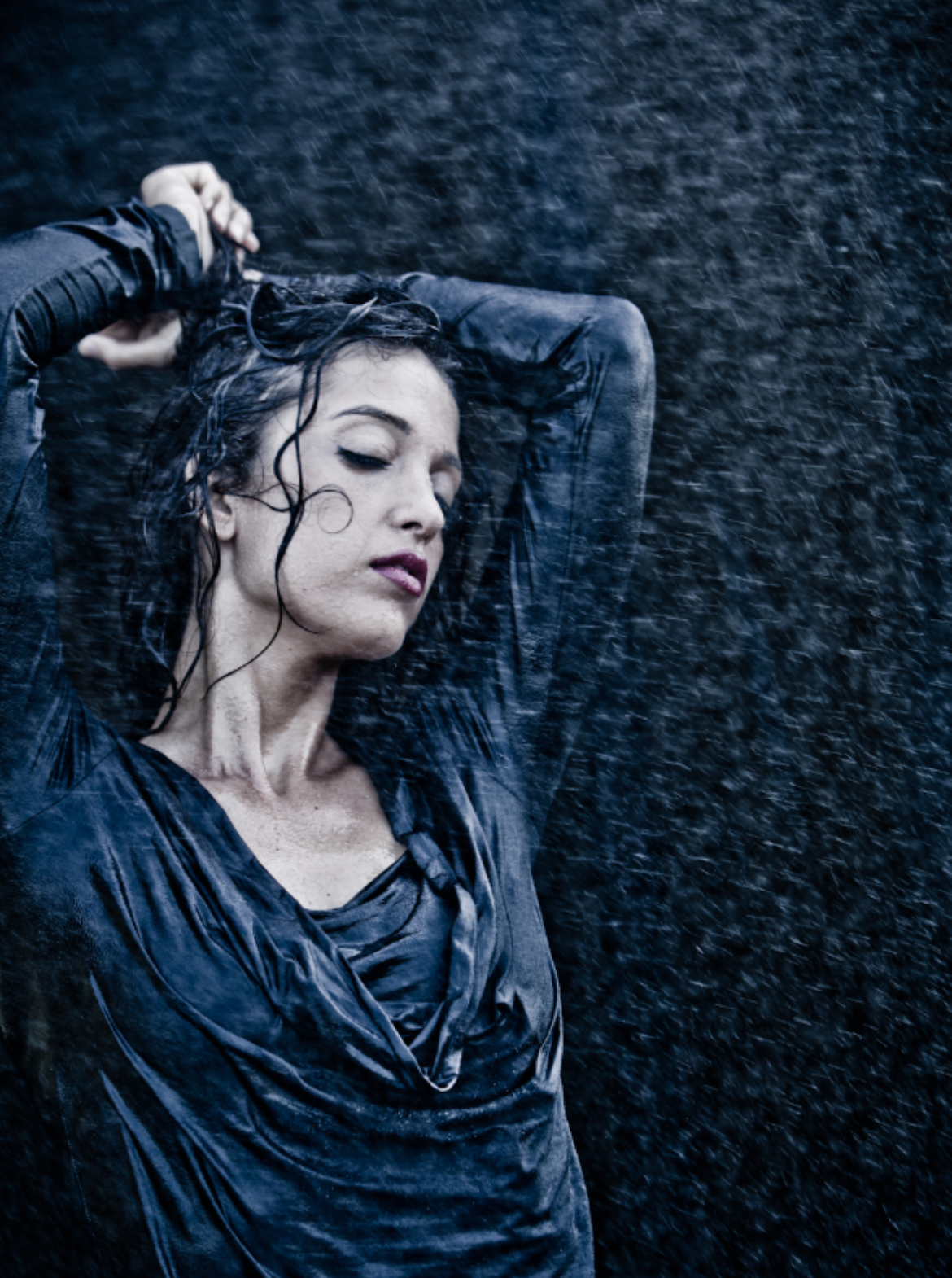 PHOTO SHOOT _RAIN EFFECTS_