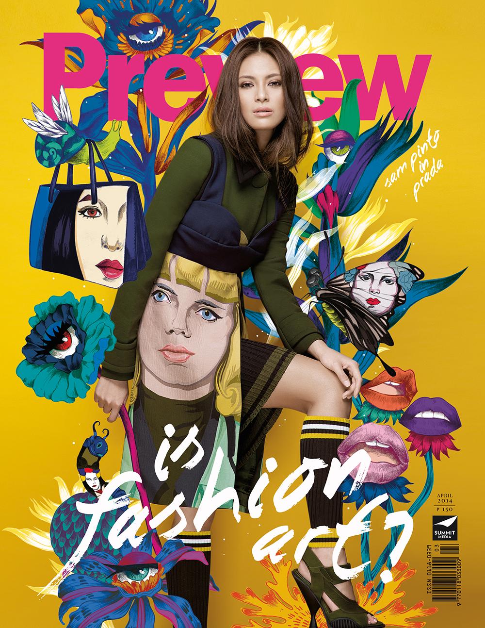 Preview Magazine: April 2014
