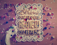 Behance Portfolio Review Week_Lets Bake Cookies