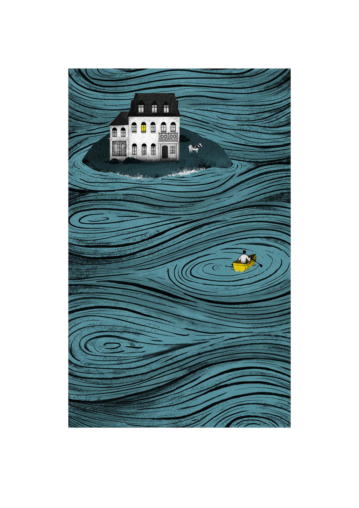 La isla de Hobson (Hobson´s Island) Book Cover