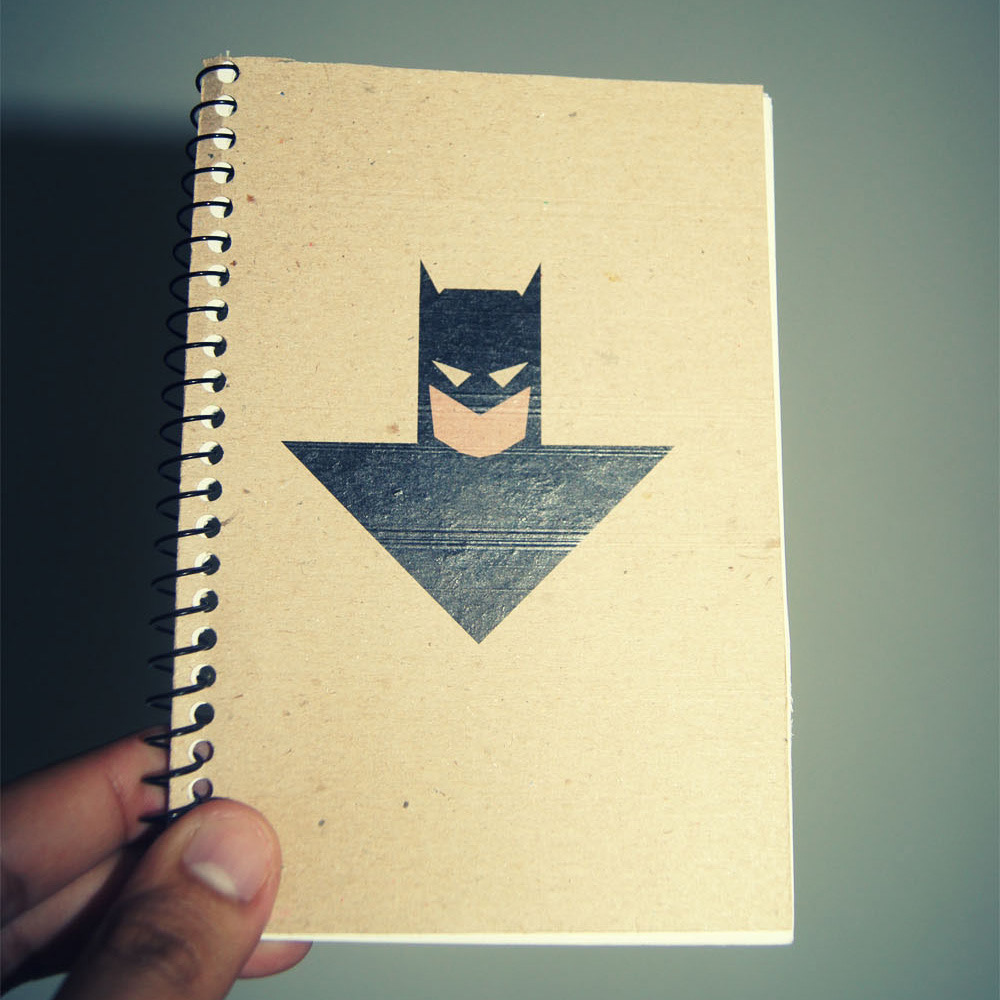 #myheroesnotebook Notebook