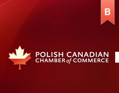 POLISH CANADIAN CHAMBER OF COMMERCE rebranding