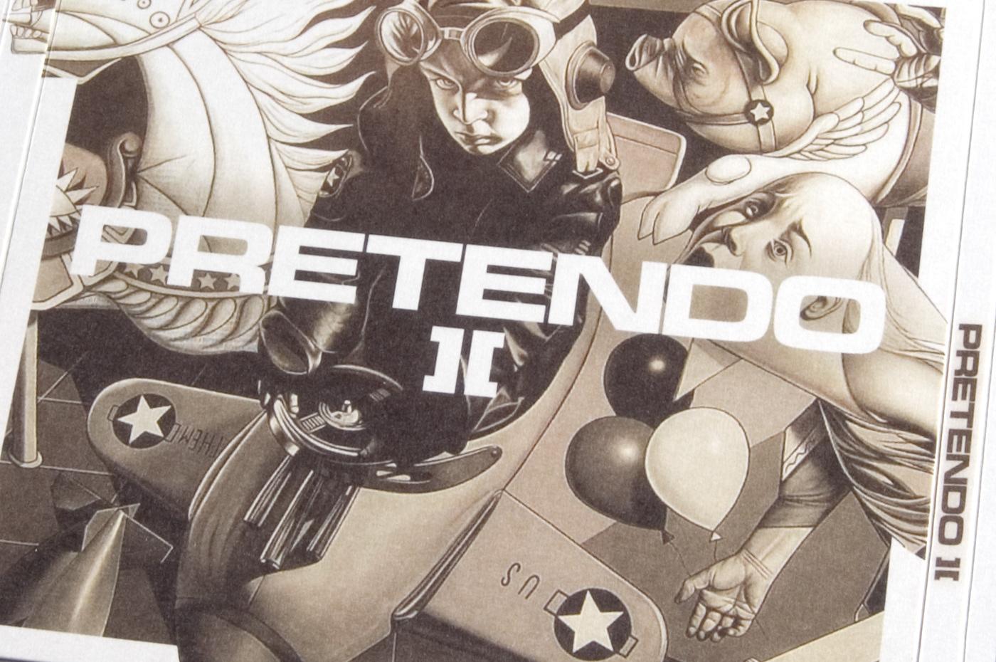 Pretendo II Album Cover