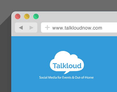 Talkloud Website