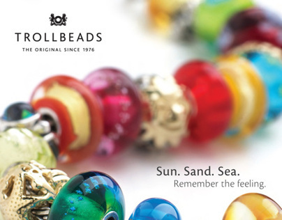 Trollbeads Jewelry National Advertising Campaign