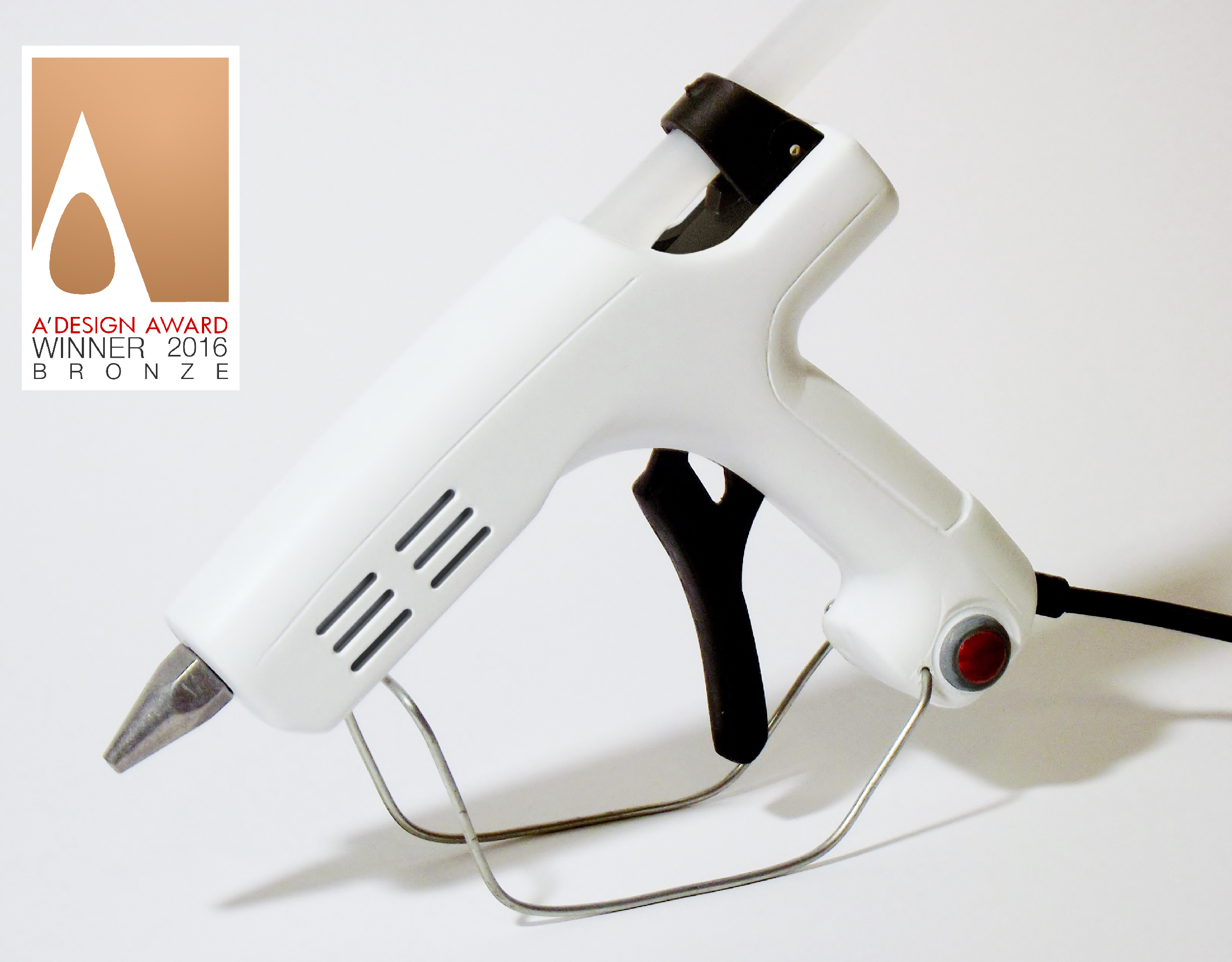 NIMBLE_ redesign glue gun