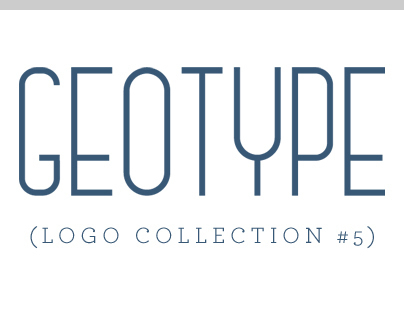 Geotype (Logo Collection #5)