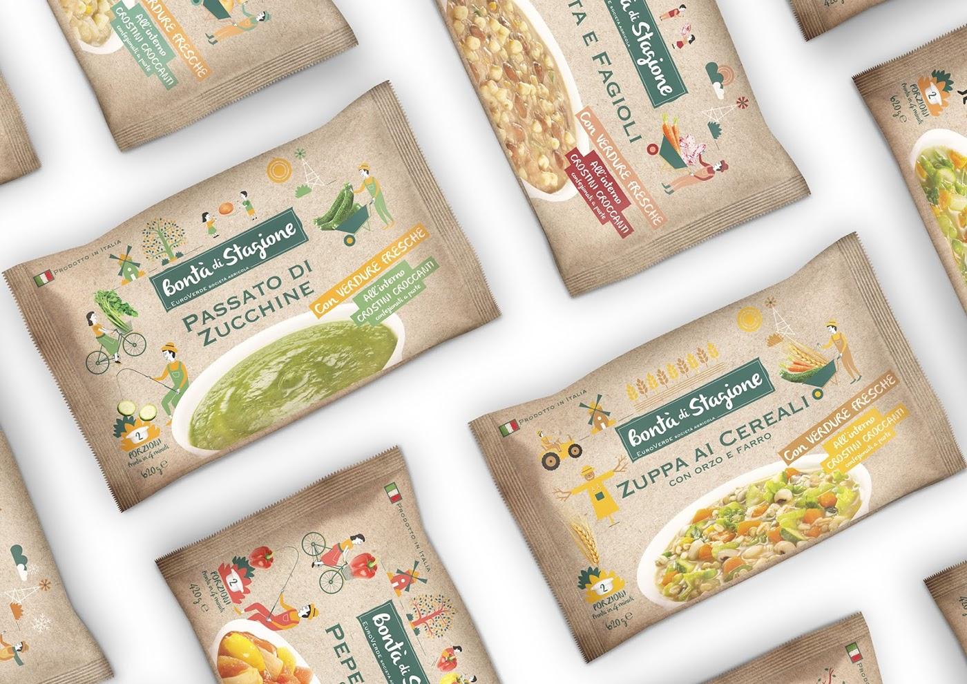 Bontà di Stagione // Fresh Soups