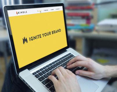 Kindle Brand Identity