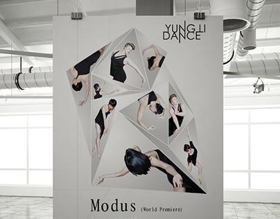 Yung-Li Dance Branding