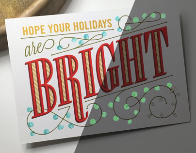 Personal Holiday Cards