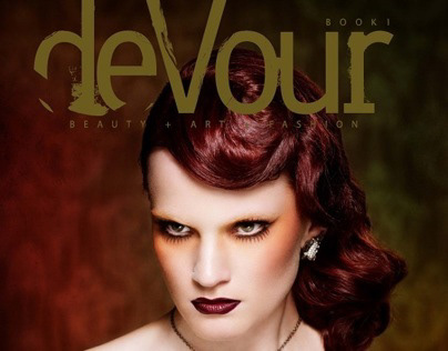 deVour Book I featuring Kinema pendant