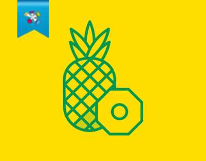 Fruit Icons Pt. 2