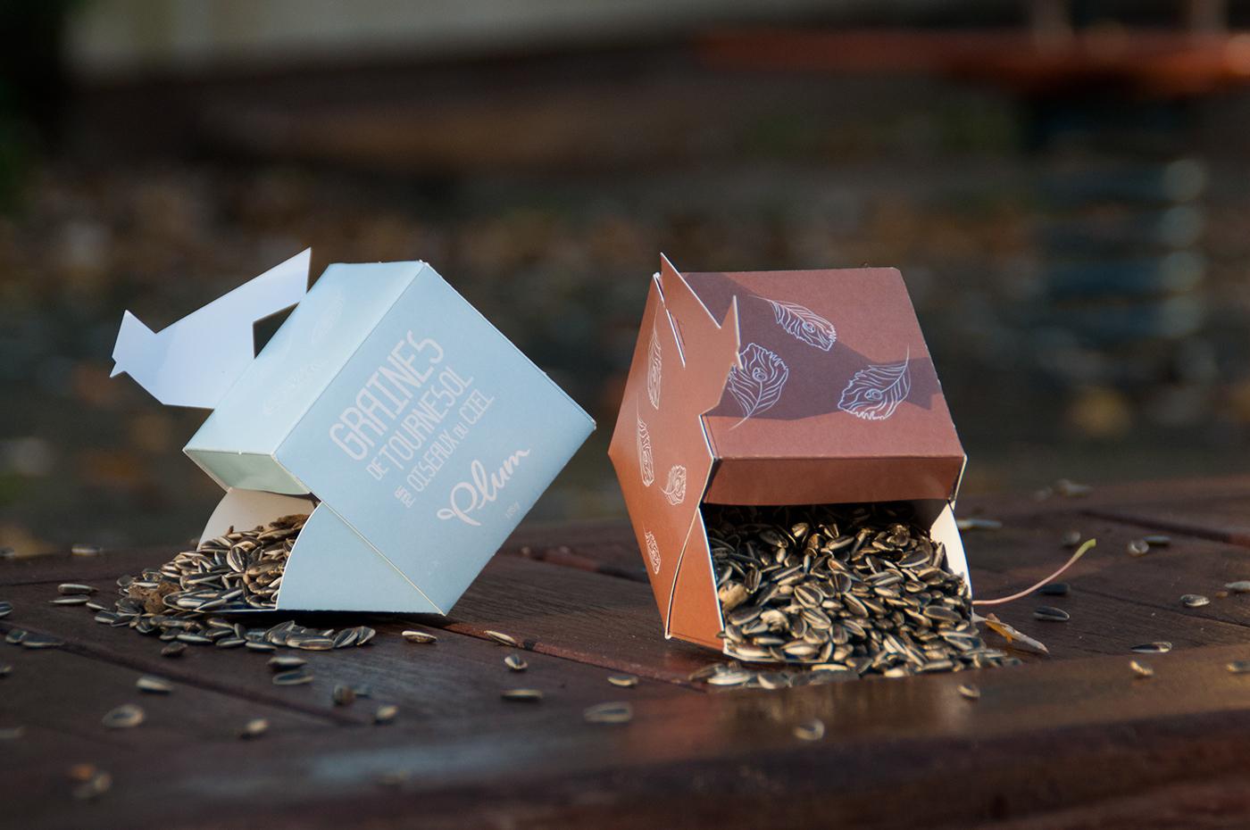 Plum — Bird seeds