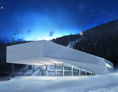 Project of Museum in Zakopane
