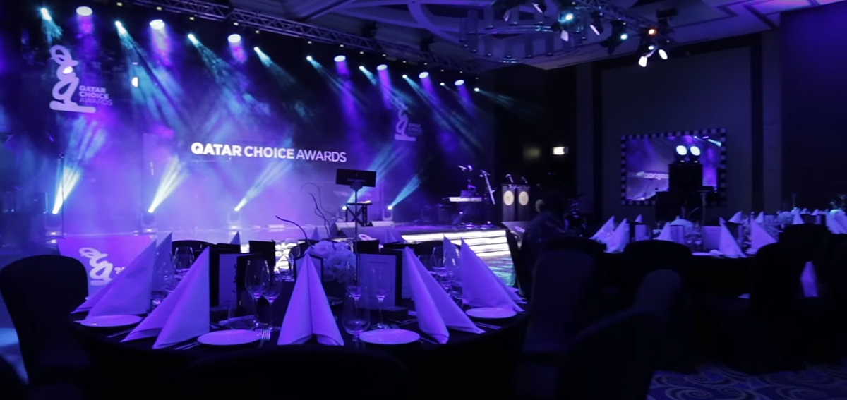 Qatar Choice Awards 2013