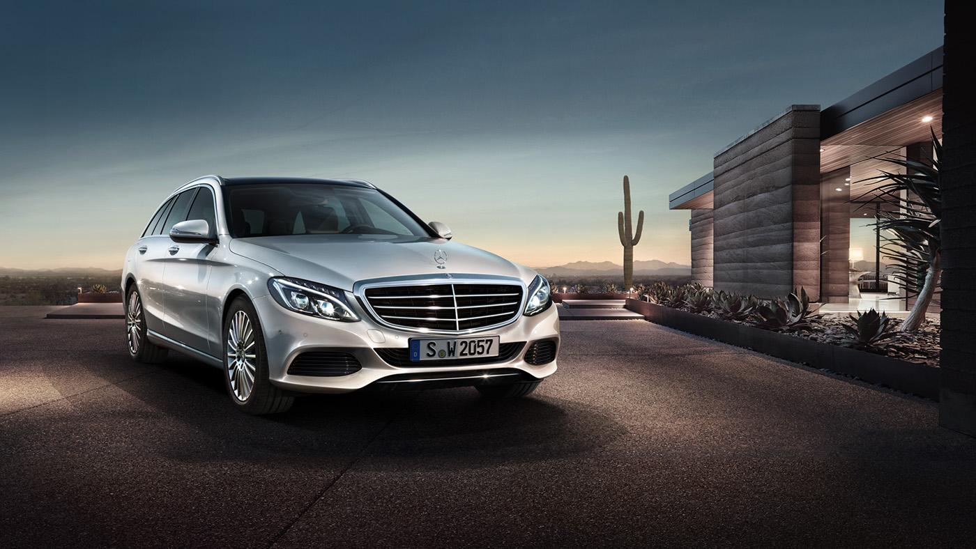 Mercedes Benz C-Class Estate 2014