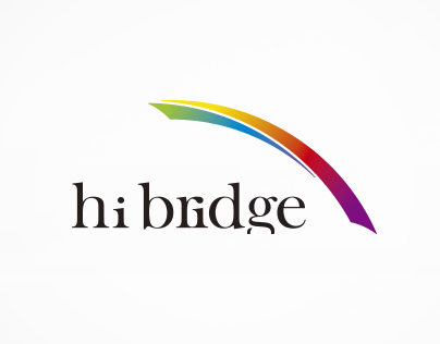 hi bridge Logo Design