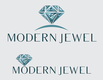 Modern Jewel Logo