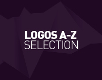 Logos: an A-Z selection ('07-'09)