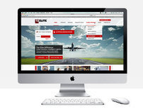 ELITE WEBSITE REDESIGN