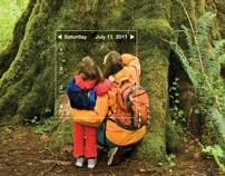 REI Make time to make memories - Print and Digital