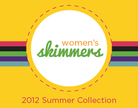 PdP Womens Skimmers (2012 Summer Collection)
