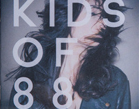 Kids of 88 CD