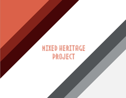 Mixed Heritage Project