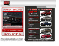 Web Design: Car Dealerships
