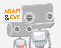 Character Design | Adam & Eve
